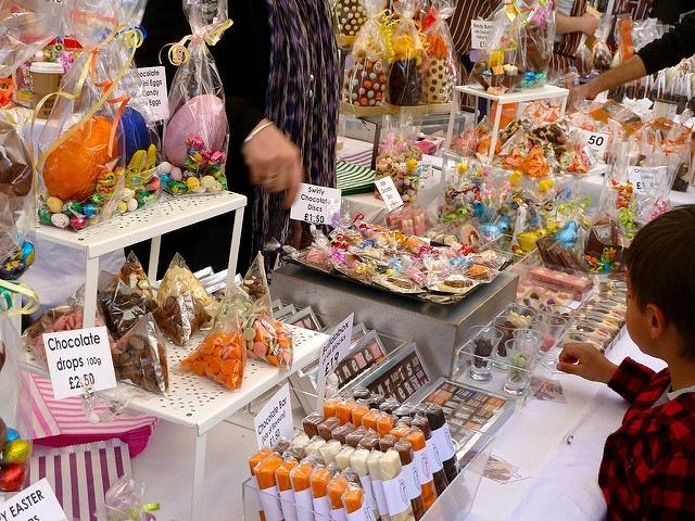 Easter long weekend in London