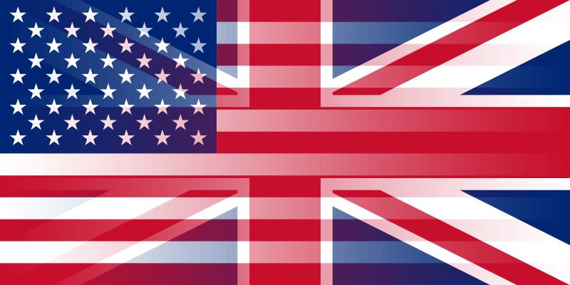 US and UK language